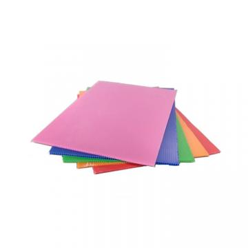 Lightweight PP Hollow Sheet Polypropylene Plastic Hollow Board High Strength