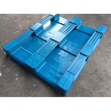 "48""X40"" Pharmaceutical Industry heavy duty flat racking plastic pallet"