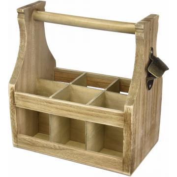 Vintage cheap wooden wine bottle crates for sale