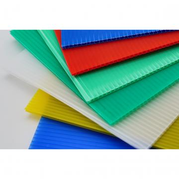 Multiwall Hollow Sheet Price of Polycarbonate Roofing Sheet