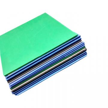 corrugated plastic sheets 4x8 hollow polypropylene correx fluted plastic sheet