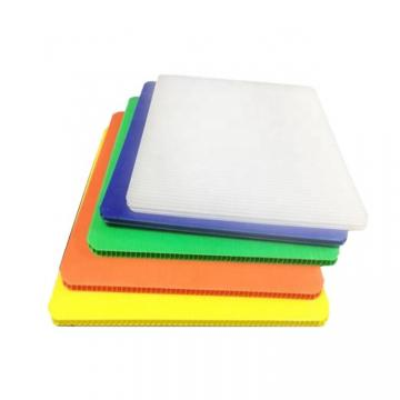 PP Hollow Sheet for Plastic Package Box