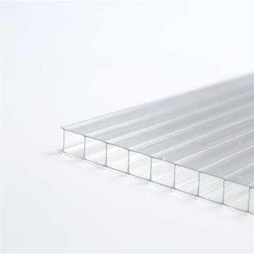 new building material 4mmTwin Wall Polycarbonate Sheet