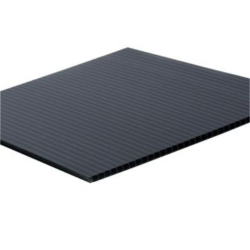 China manufacture PE clear colored profile clear plastic board