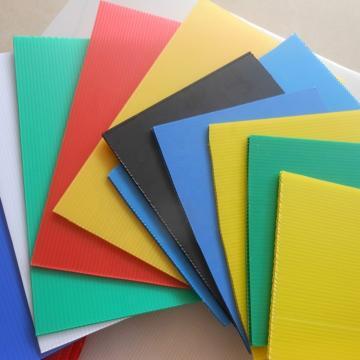 4mm PP Hollow Sheet/Corflute Sheet/Corrugated Plastic