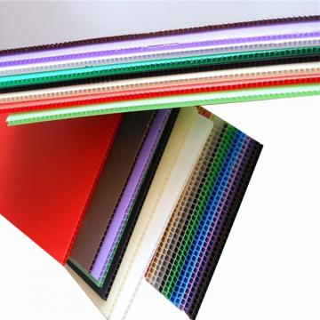 Free Sample Heat Insulation Fireproof Plastic PVC Hollow Roofing Sheet for Factory