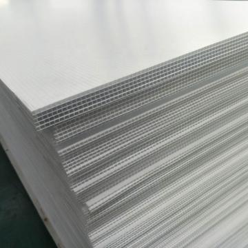 4X8 Corrugated PP Plastic White Polypropylene Hollow Sheet for Transfer Box