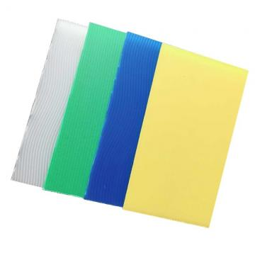 Polycarbonate Hollow Two-Wall Sheet PC Sheet 4mm Greenhouse Sheet