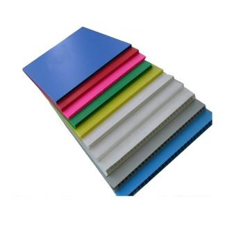 8mm Canopy Sheet Polycarbonate Hollow Two-Wall Sheet PC Sheet