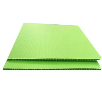 High Quality 1.8mm-12mm Polypropylene Plastic PP Hollow Sheet