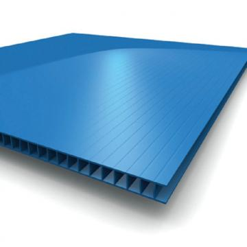 Polypropylene PP Corruageted Plastic Sheets