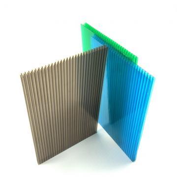 Heat Insulation Twin Wall ASA PVC Hollow Roof Sheet