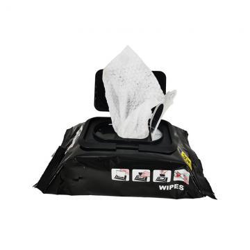 Wipes sterilization 10pcs 50pcs 80pcs 100pcs 120pcs bag packing Alcohol Wet Wipes