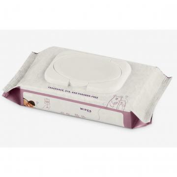 Accept OEM ODM 70% Alcohol Based Wet Pad Wipes