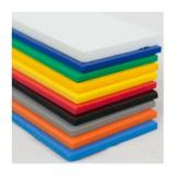PP corrugated recyclable hollow corrugated plastic sheet