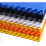 PP Corrugated Plastic Corflute Sheet PVC Hollow Board in Guangzhou